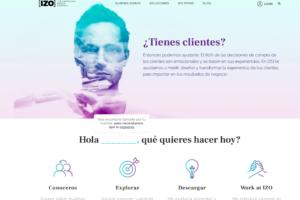 Web IZO, The Experience Design Company