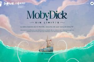 Moby Dick Sin Límites (DDB)
