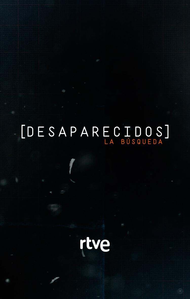 Portada app Desaparecidos de RTVE