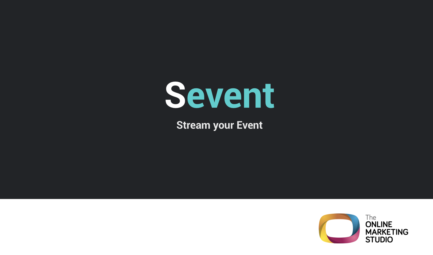 Sevent - Plataforma de streamings privados de eventos